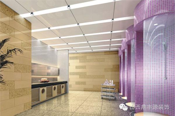 洗浴中心设计方案(一)