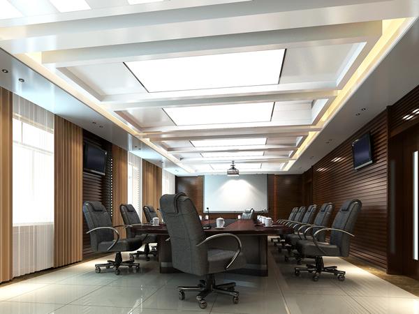 会议室装饰工程2