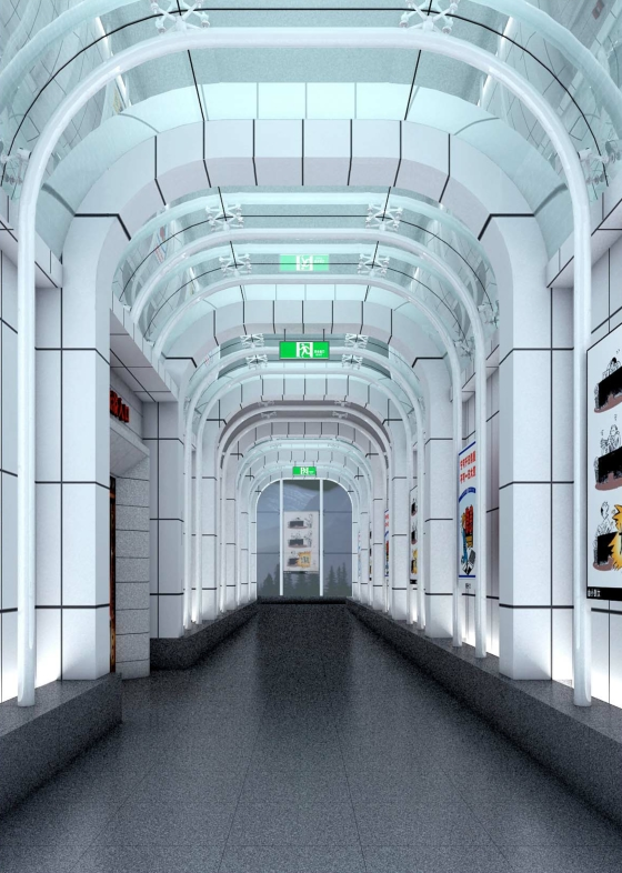 阳光走廊工程