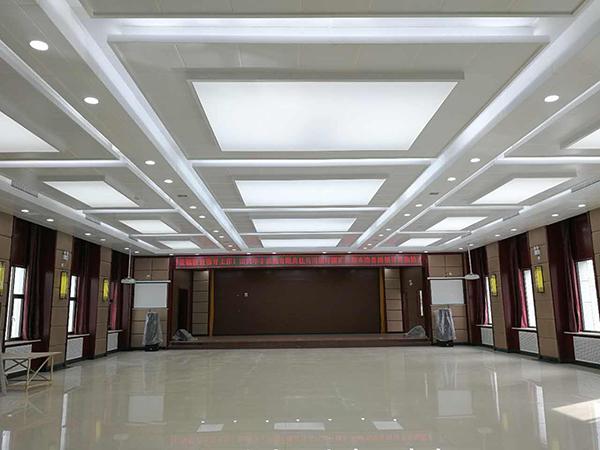 乡宁会议室装饰工程